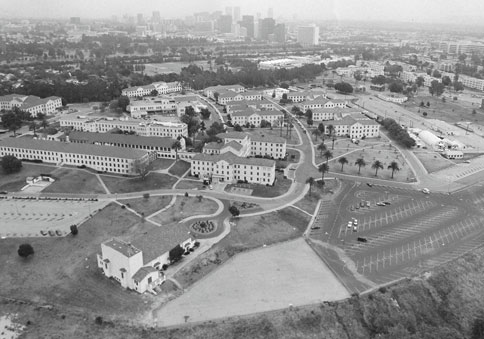 Aerial View of the National Soldiers' Home
