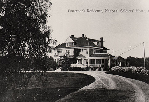 Governor's Residence National Soldiers' Home