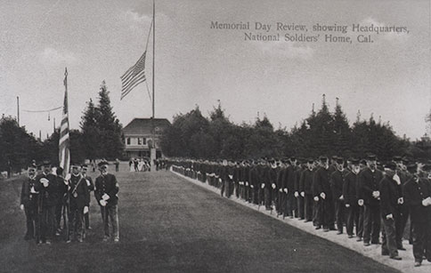 Memorial Day Review at the National Soldiers' Home