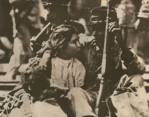 Native American Soldier, National Soldiers' Home