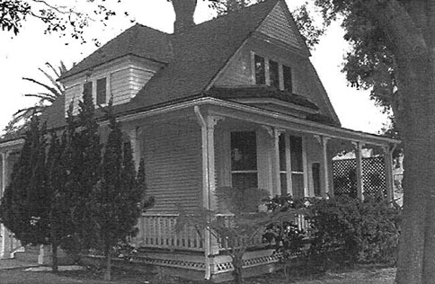Pacific Branch Officers' Quarters at National Soldiers' Home