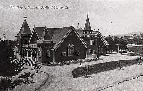 The Chapel, National Soldiers' Home